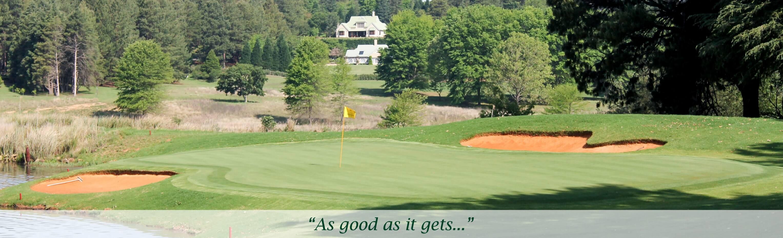 bosch hoek golf course page